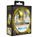 Philips ColorVision H7 желтый свет 12972CVPYS2