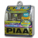 PIAA Plazma Ion Yellow H3c H-125