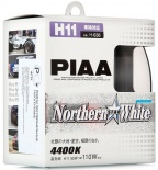 PIAA Northern Star White H11 H-636