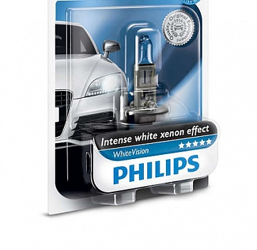 Philips WhiteVision H1 12258WHVB1 (1 шт) - 1