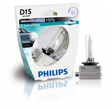 D1S Philips X-treme Vision (+50%) - 1