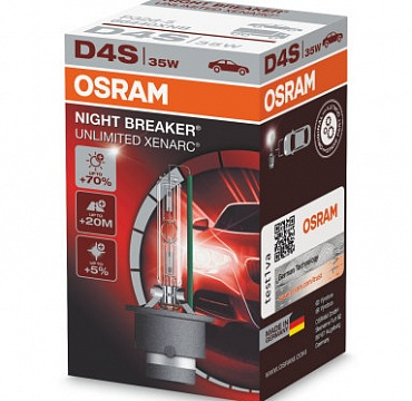 D4S Osram Xenarc NIGHT BREAKER UNLIMITED - 1
