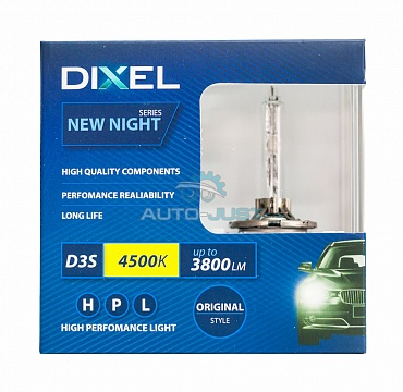 D3S DIXEL NEW NIGHT 4500K - 1